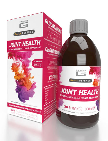 Neo G Joint Health Glucosamine Liquid Supplement - 300ml