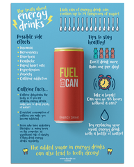 Truth about energy drinks - doodle education