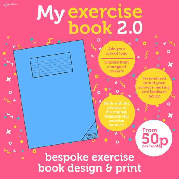 My exercise book 2.0 (Bespoke)