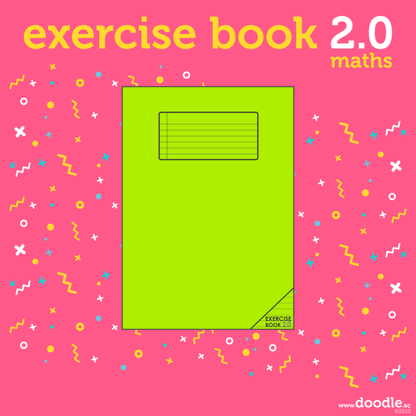 exercise book 2.0 (maths)