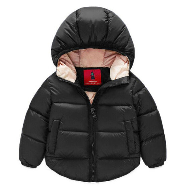 543a66838 New Kids Toddler Boys Jacket Coat   Jackets For Children Outerwear ...