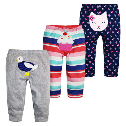 732c59e2f 2017 Special Offer Baby Pants Unisex Kids Harem PP Trousers Knitted Cotton Boys  Girls Toddler Leggings Newborn Infant Clothing