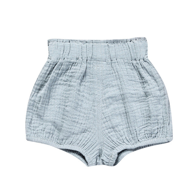 2018 HOT Sale Newborn Baby bloomers Pure Color Baby Girls Shorts Summer  Trousers PP Pants CT005 42d94d83c