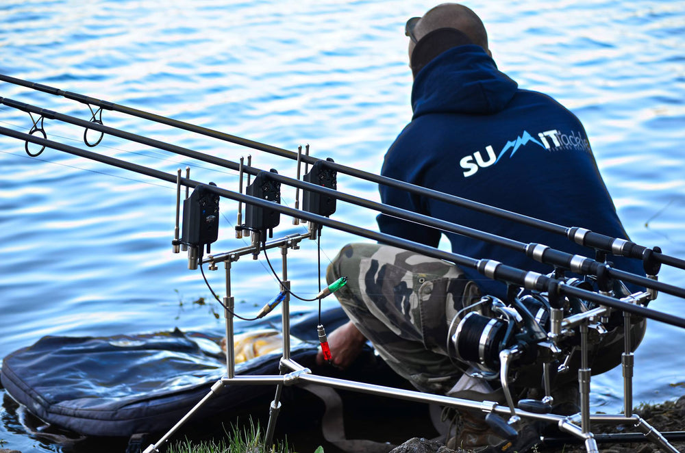 Allan Deparis - River Fishing In France - Summit Blog