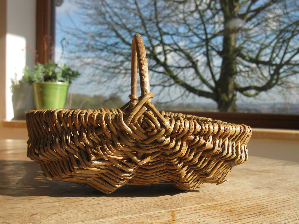 Basket making for beginners - Thursday 11th May 2017