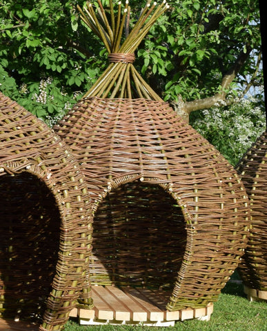 RHS Chelsea 2018 Onion-shaped Den - medium - SPECIAL SHOW PRICE