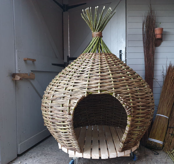 Onion-shaped Den - medium
