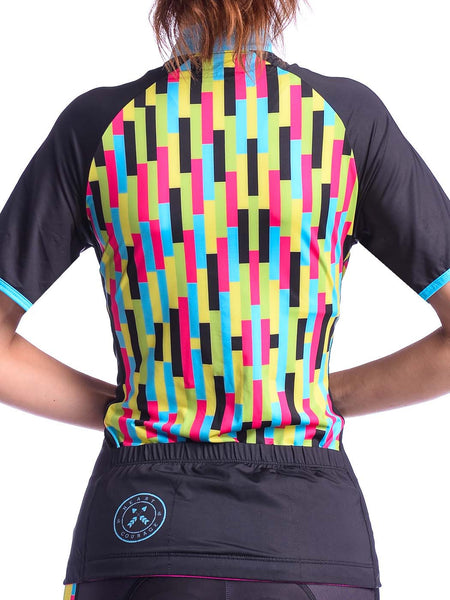 Coeur Cycle Jersey Mix Tape