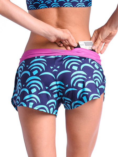 Coeur Run Shorts Hapuna