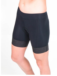 Coeur Black Cycle Shorts