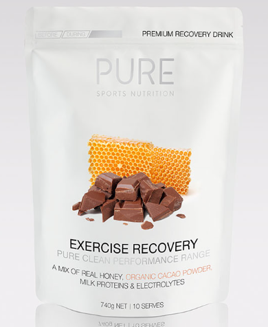 Pure Exercise Recovery
