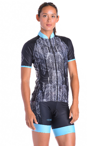 Coeur Cycle Jersey Lakota