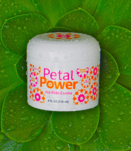 Petal Power Joy ride Creme