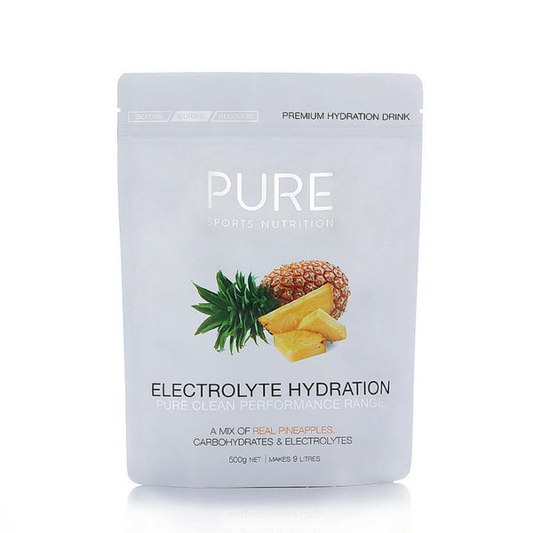 PURE ELECTROLYTE HYDRATION 500G POUCH