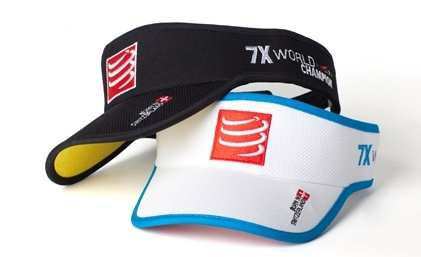 Compressport Visor Cap. Assorted colours