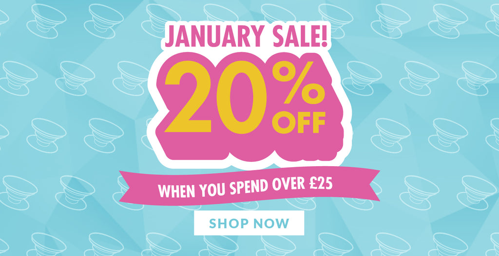 The January Sale Is Here!
