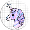 PopSockets Andrea Russett Space Unicorn