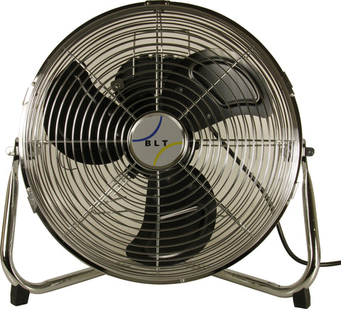 "B.L.T. 20"" / 50cm Metal Floor Fan"