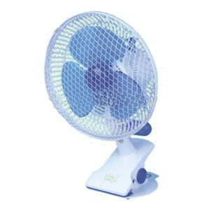 180mm Clip Fan (Oscillating)