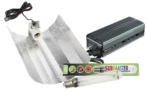 Maxibright Digilight Pro Select 600W HID Lighting kits