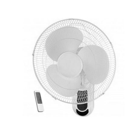 "Highlight Horticulture 16"" REMOTE Wall Fan"