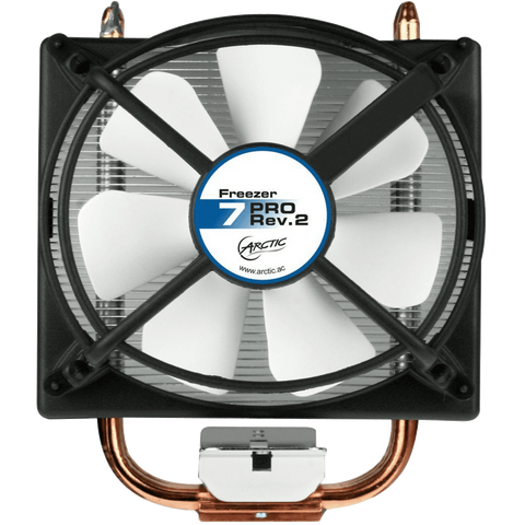 ARCTIC Freezer 7 Pro Rev 2 - 150 Watt Multicompatible Low Noise CPU Cooler for AMD and Intel Sockets