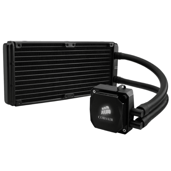 Corsair Hydro Series Extreme Performance Liquid CPU Cooler H100i