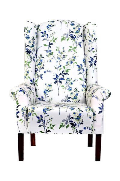 Cora Wingback Chair - Vilaasita