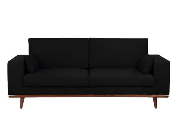 Colton Sofa - Black - Vilaasita  - 1