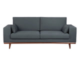 Colton Sofa - Pebble Grey - Vilaasita  - 1