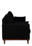 Colton Sofa - Black - Vilaasita  - 3