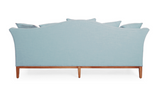 Cindy Camelback Sofa - Powder Blue - Vilaasita  - 3