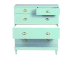 Charlotte Chest - Cascade Blue - Vilaasita  - 3