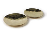 Anaya Platter Set - Brass (set of two) - Vilaasita