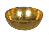 Anaya Fruit Bowl - Brass - Vilaasita  - 1