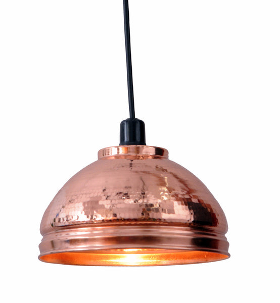 Anulia Pendant Lamp (Large) - Copper - Vilaasita  - 1