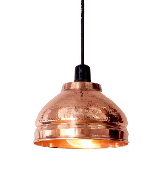 Anulia Pendant Lamp (Medium) - Copper - Vilaasita  - 1