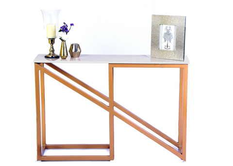 Ella Entryway Table - Vilaasita  - 1