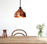 Anulia Pendant Lamp (Medium) - Copper - Vilaasita  - 2