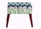 Ikat Club Chair - Vilaasita  - 5