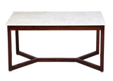 Allison Marble Coffee Table - Vilaasita  - 2