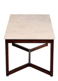 Allison Marble Coffee Table - Vilaasita  - 4