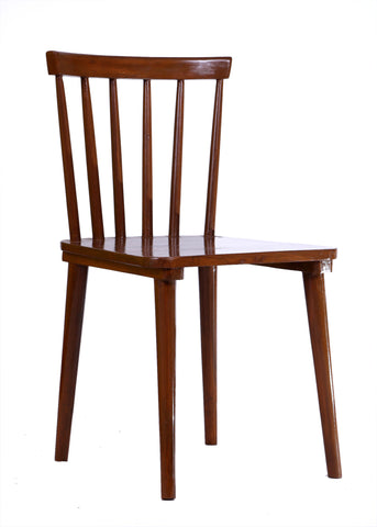 Addison Teak Chair - Vilaasita  - 1