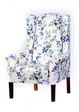 Cora Wingback Chair - Vilaasita  - 2