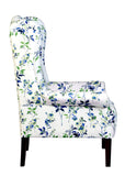Cora Wingback Chair - Vilaasita  - 4