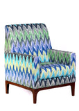 Ikat Club Chair - Vilaasita  - 2