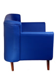 Scandinavian Sofa: Electric Blue - Vilaasita  - 5