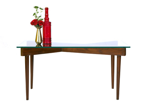 Crossroad Teak Coffee table - Vilaasita  - 1