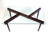 Crossroad Teak Coffee table - Vilaasita  - 2
