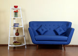 Scandinavian Sofa: Electric Blue - Vilaasita  - 7